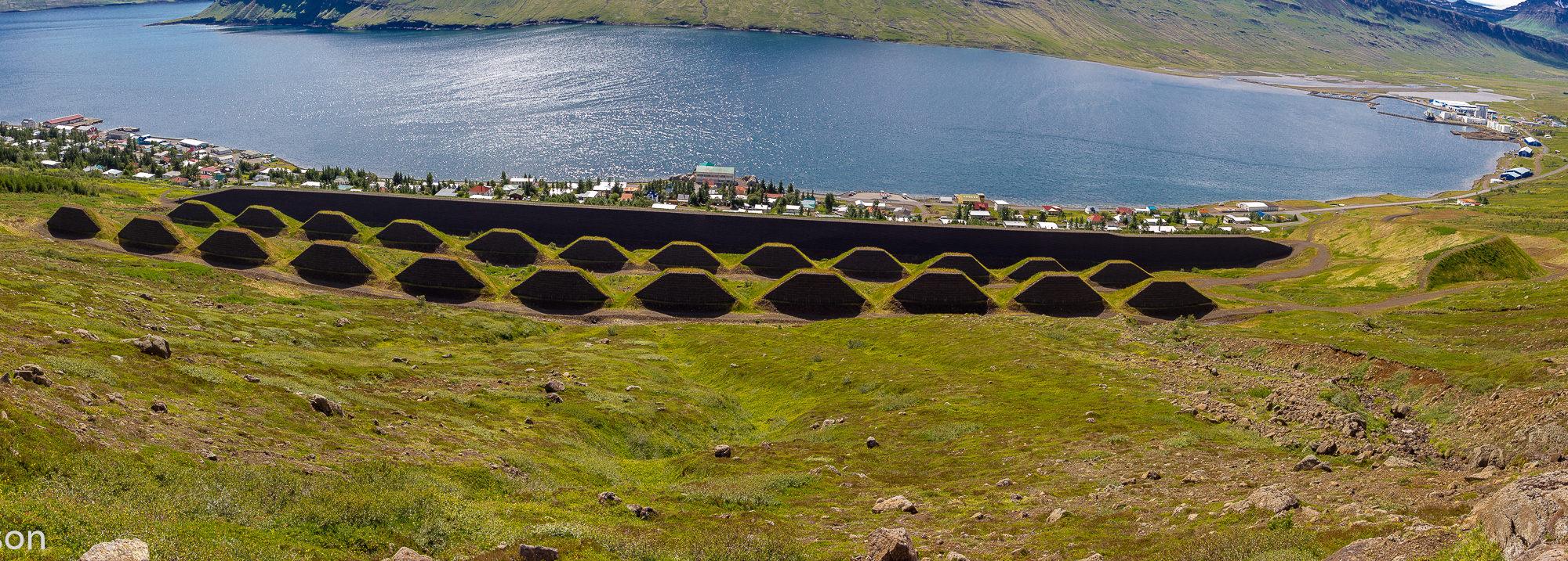 Tröllagil, Neskaupstaður