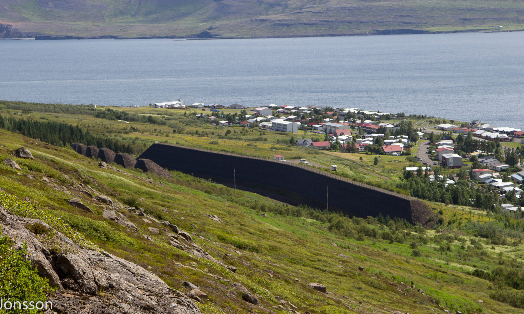 Drangagil; Neskaupstaður